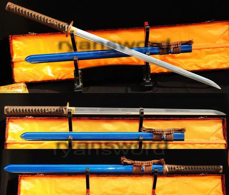 High Quality 1095 Carbon Steel Japanese Samurai Ninja Sword
